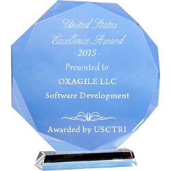 USCTRI Software Development Award 2015