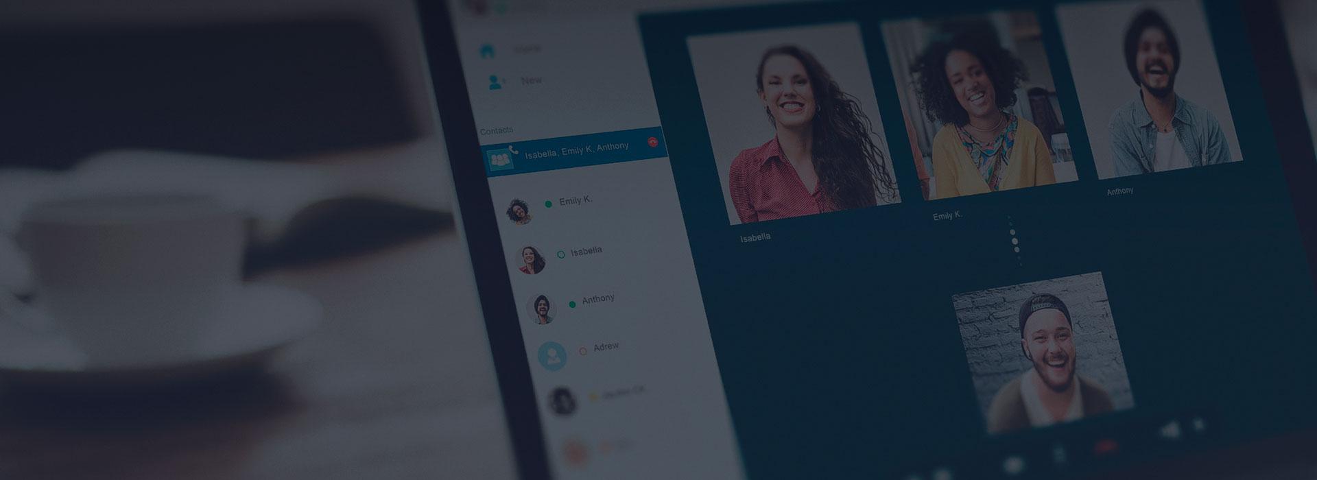 WebRTC Application Development Services | Oxagile
